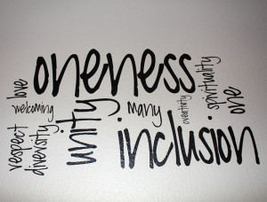 Oneness Inclusion