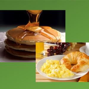 Teen Pancake Breakfast