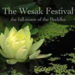 May 10: Wesak Festival Full Moon Meditation