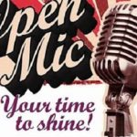 May 25: Artist Cafe Open Mic Night