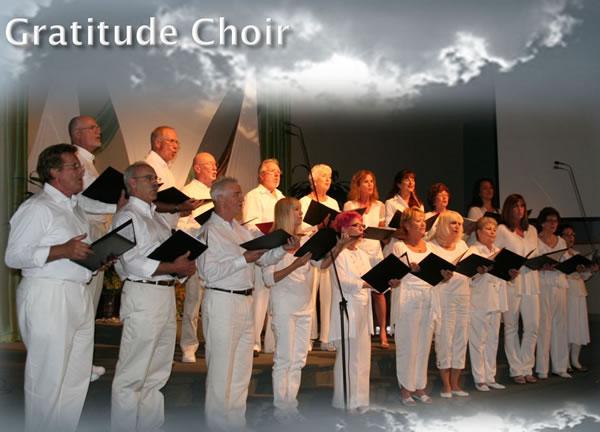 Gratitude Choir